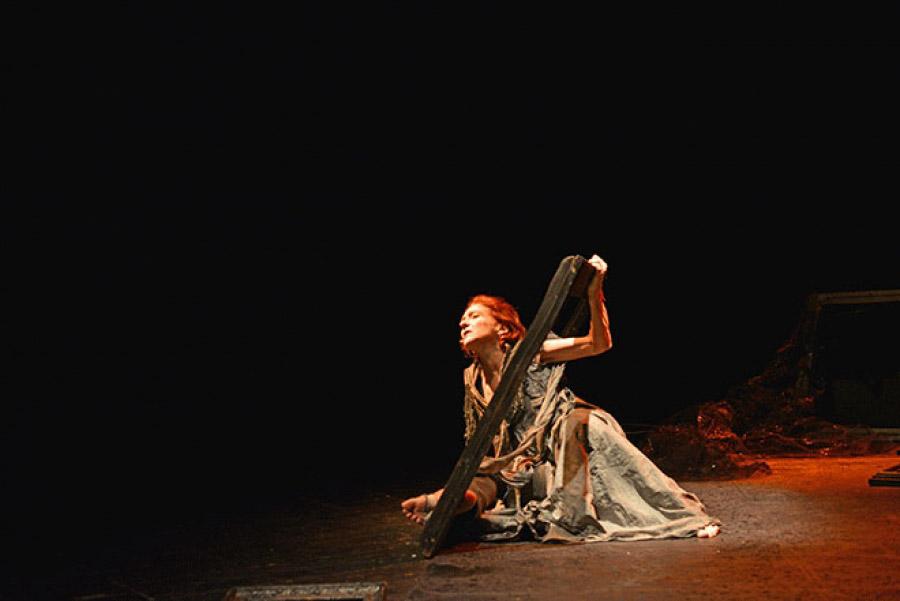 Cassandra O del tempo divorato @Teatro Franco Parenti