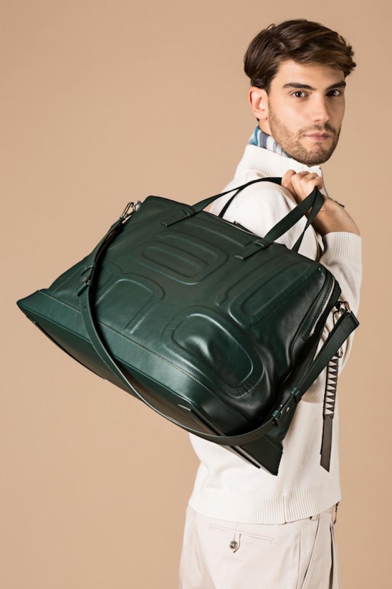 Non solo cashmere: Malo lancia la linea Bags