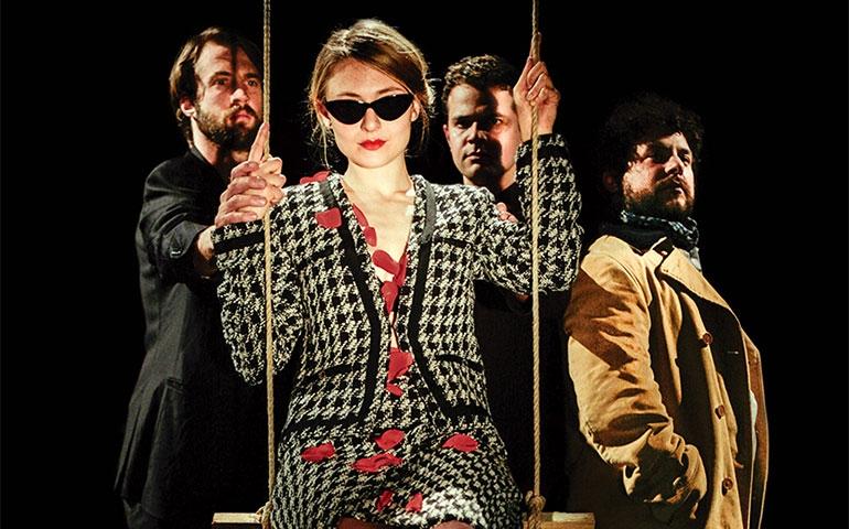 """Da questa sera andrà in scena """"La purezza e il compromesso, omaggio a Visconti e Testori"""" al Teatro Franco Parenti di Milano"""