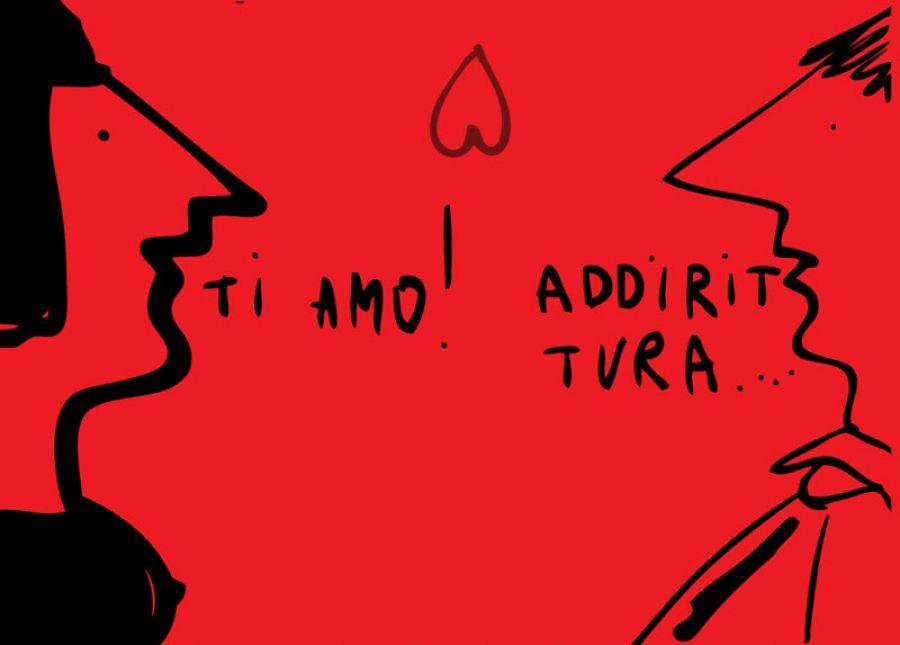 """RAP. """"Waiting invano per San Valentino sfig"""" in mostra alla Galleria Il Vicolo"""
