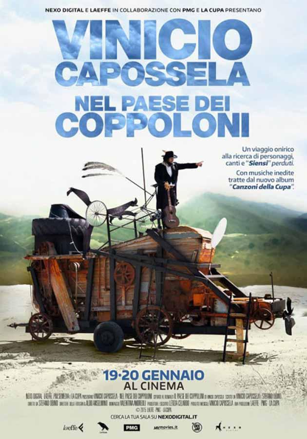 Vinicio Capossela debutta al cinema