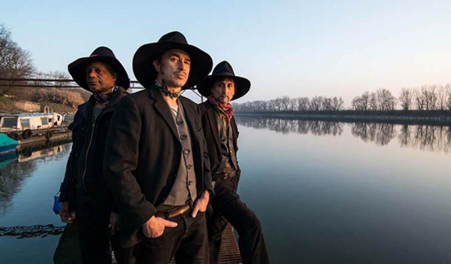 Tornano i Mau Mau con il nuovo album 8000 Km