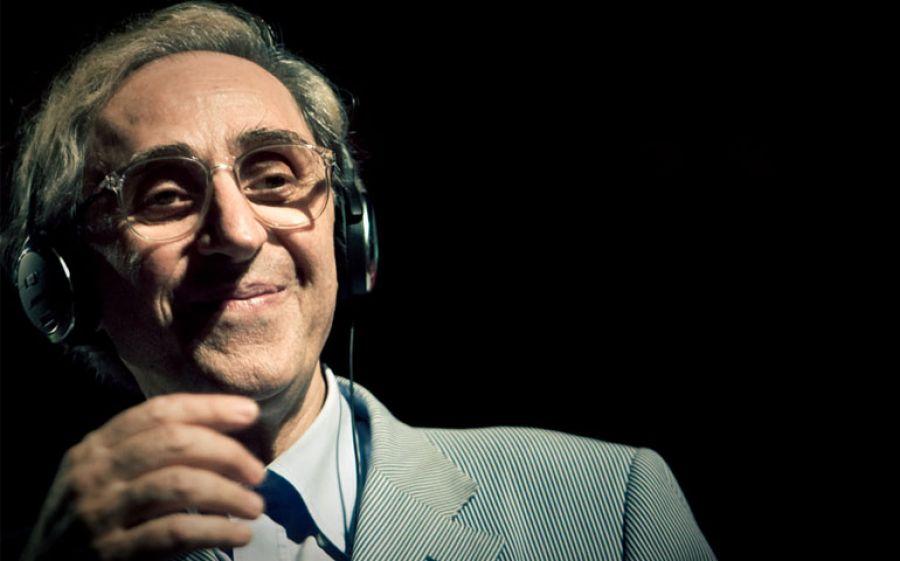 Franco Battiato con l'orchestra filarmonica Toscanini  a Milano City Sound il 17 luglio