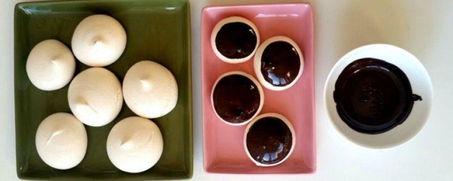Ricetta Meringhe Vegane con acqua di ceci