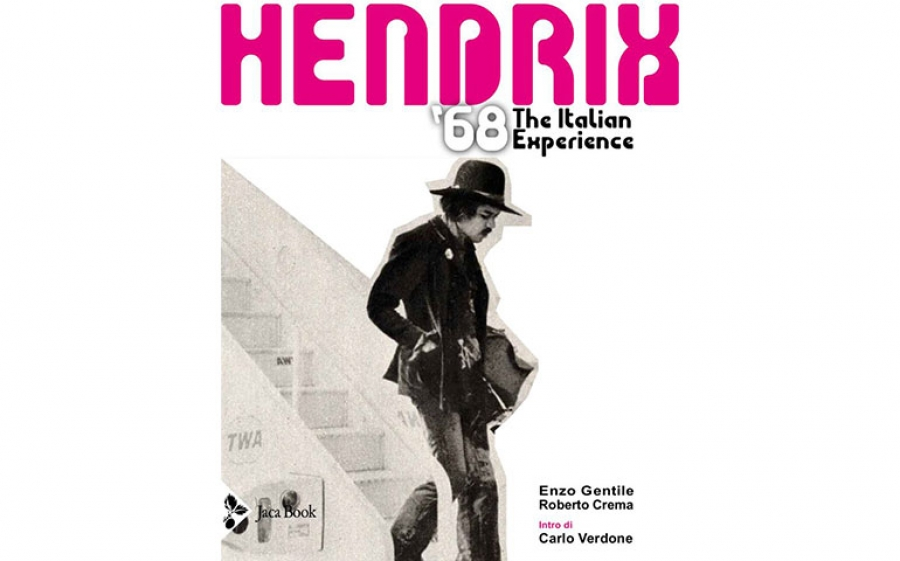 Hendrix' 68 – The Italian Experience, il nuovo libro di Enzo Gentile e Roberto Crema