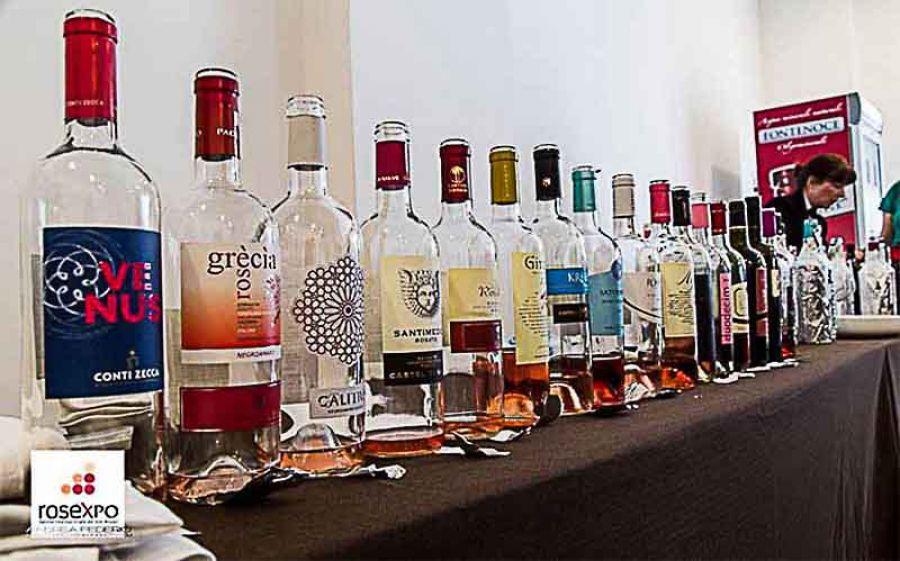 Rosèxpo: Negroamaro, Pinot e altre sfumature di rosa