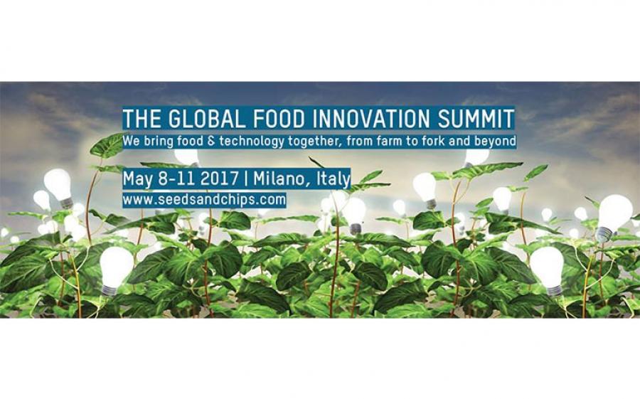 "Quale sarà il cibo del futuro? Scopritelo a ""Seeds&Chips, the Global Food Innovation Summit"""