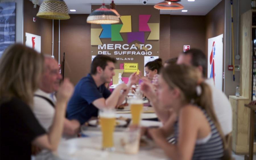 Milano Food City unisce cinema e cibo al Mercato del Suffragio con la rassegna di film Food Wanted