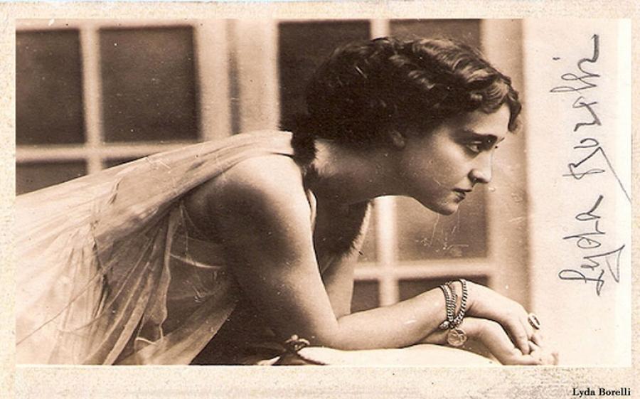Lydia Borelli al Teatro La Fenice di Venezia e presso la Terrazza del Mic