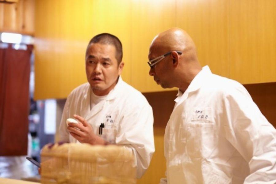 Kaneki e Wicky: tre cene-evento per una cucina sublime e rara