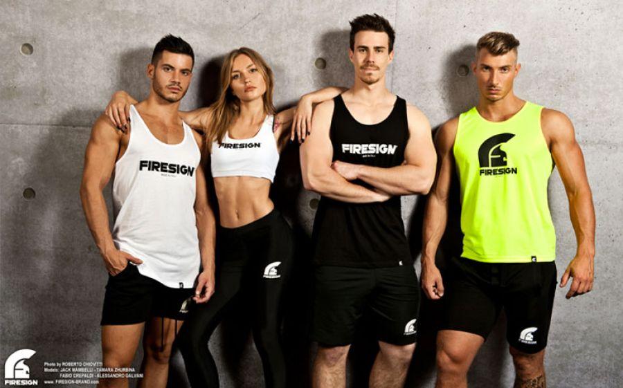 Firesign, il brand milanese di sportswear lancia il negozio online all'insegna del design made in Italy
