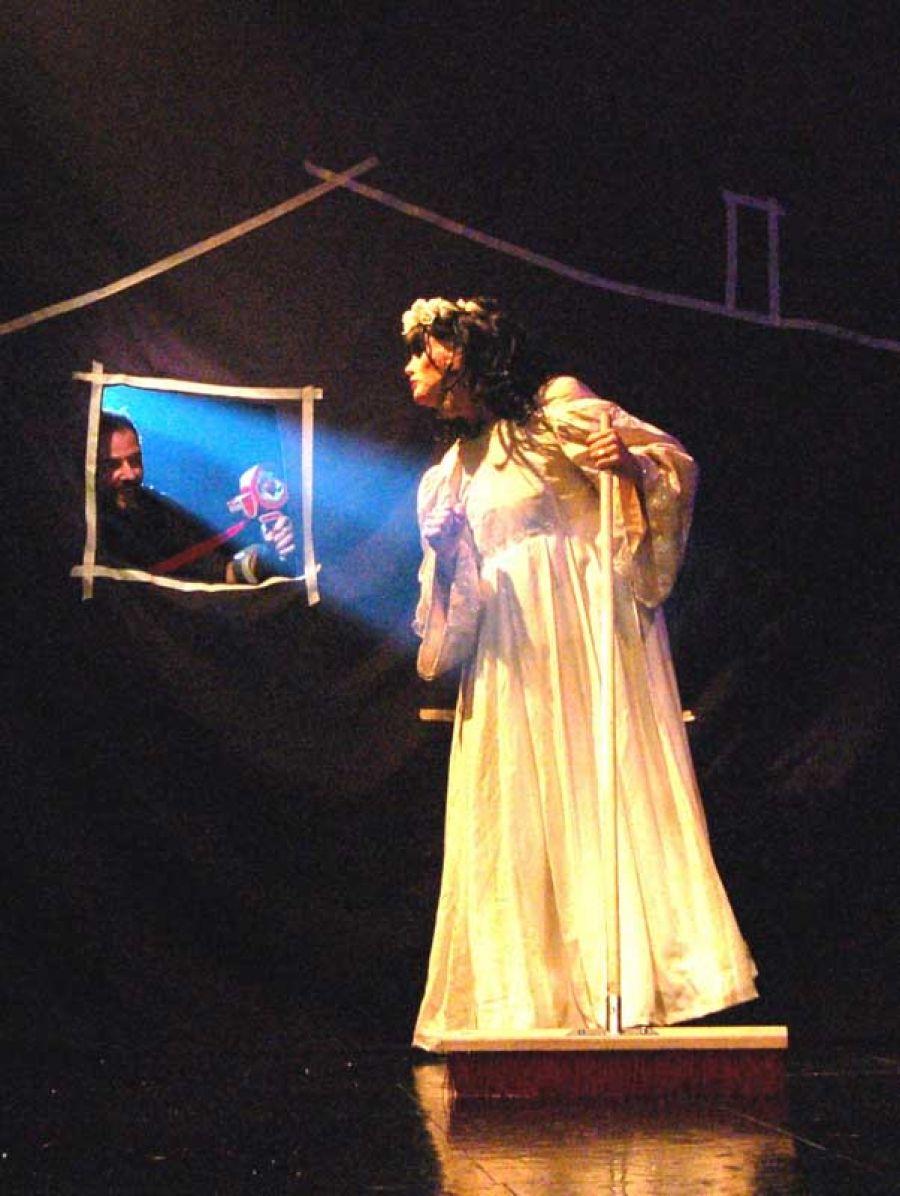 Biancaneve: Un'idea geniale al Teatro Franco Parenti