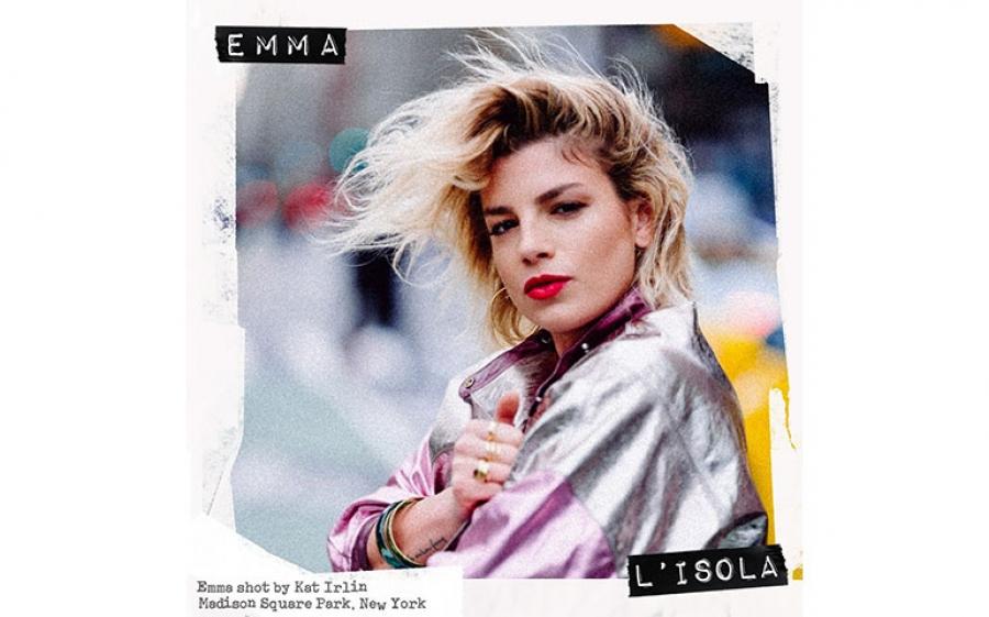 """Emma Marrone: online il nuovo singolo """"L'isola"""", primo brano estratto dal suo nuovo disco """"Essere qui"""""""
