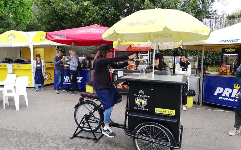 BeerETTA: come spillare la birra pedalando