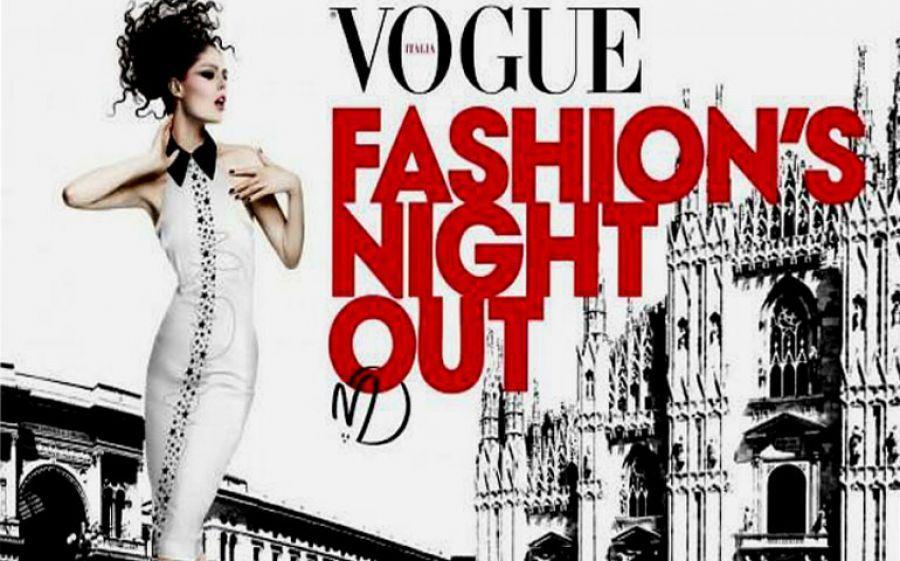VFNO 2016: La Vogue Fashion's Night Out torna a Milano