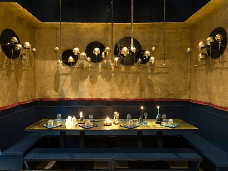 Nuovo look per Valhalla, il ristorante vichingo di Milano