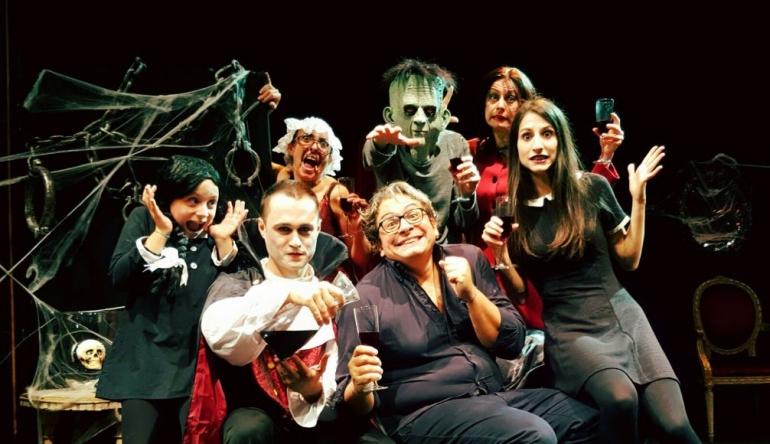 """""""Un Teatro da Favola"""" presenta il nuovo spettacolo """"La Famiglia Transylvania"""""""