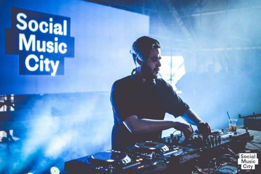 Social Music City, il festival di 6 mesi