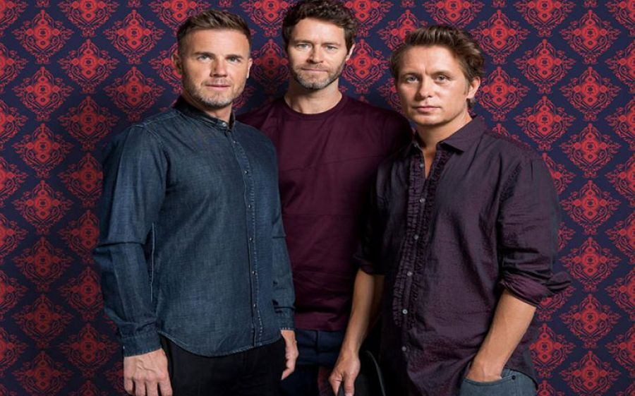 Take That a Milano: unico appuntamento live in Italia