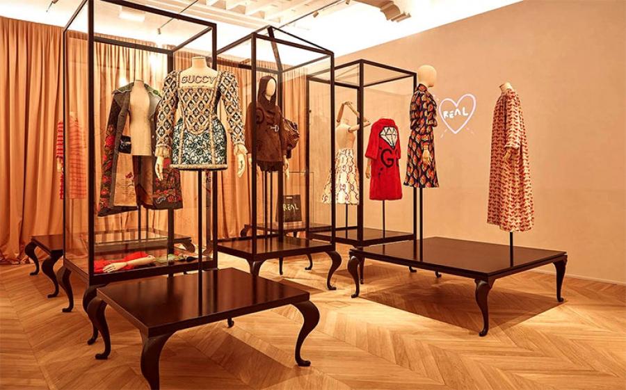 Nuova apertura: Gucci Garden, il giardino delle meraviglie a Firenze