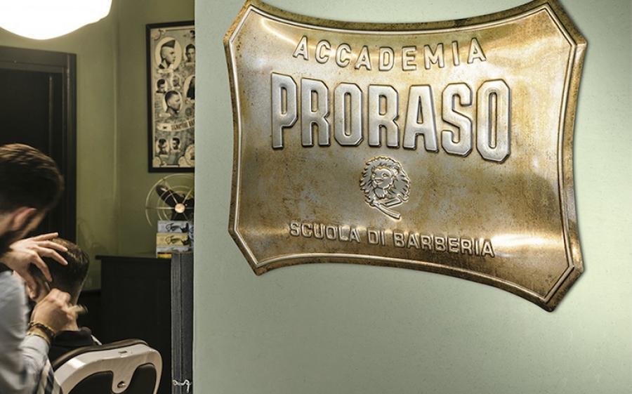Nasce l'Accademia Proraso Scuola di Barberia
