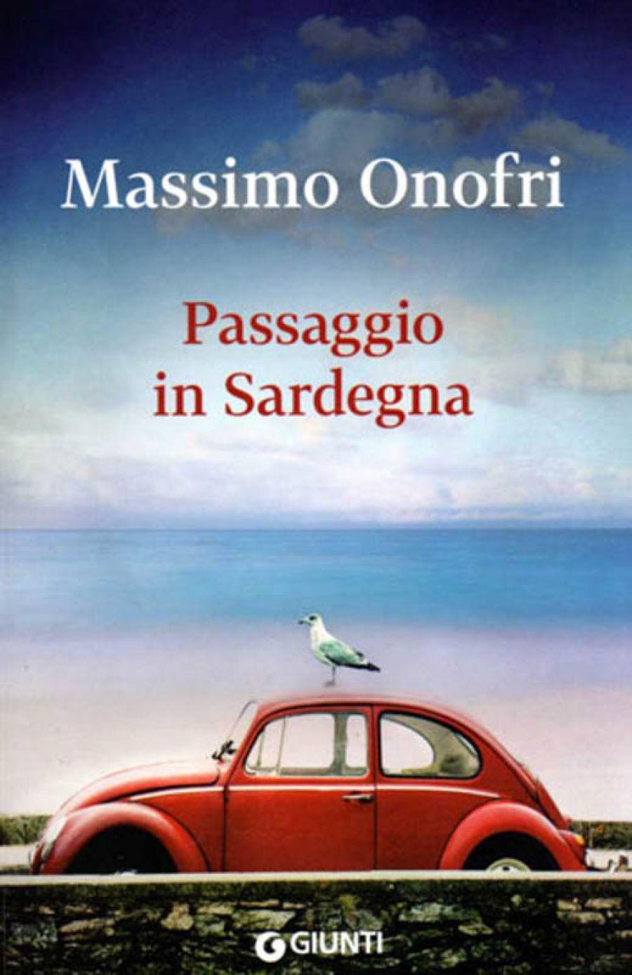 """Giunti editori presenta: """"Passaggio in Sardegna"""" di M. Onofri"""