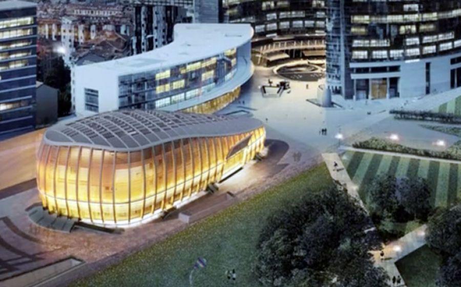 Nasce l'Unicredit Pavilion a Porta Nuova