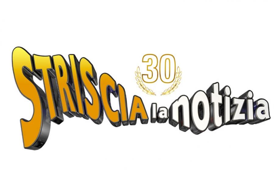 In onda su Canale 5 Striscia la Notizia-La voce dell'intraprendenza, il tg satirico che festeggia 30 anni