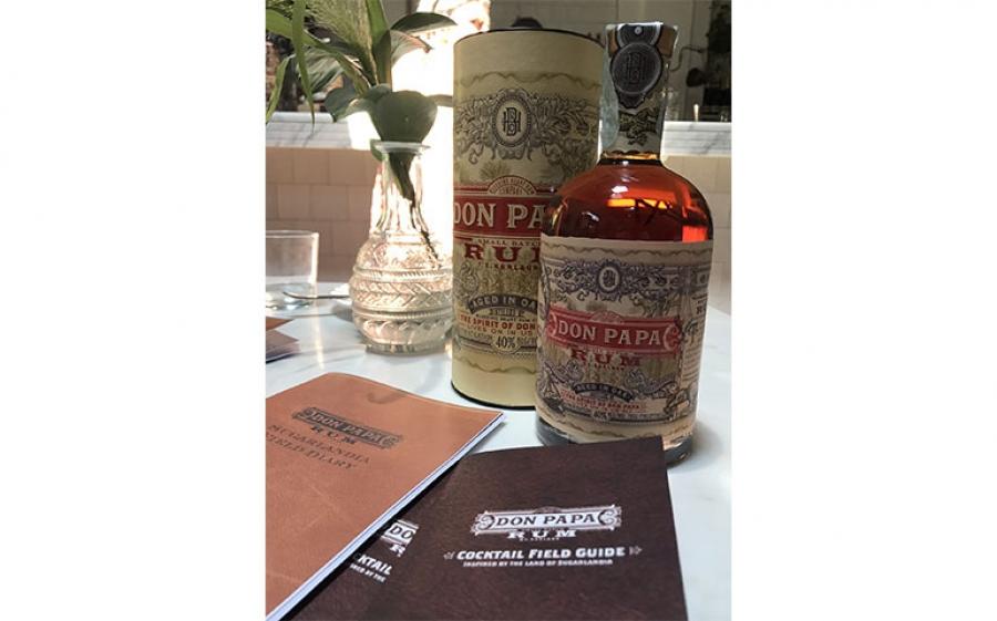 Rum Don Papa, il distillato dolce che arriva dalle Filippine