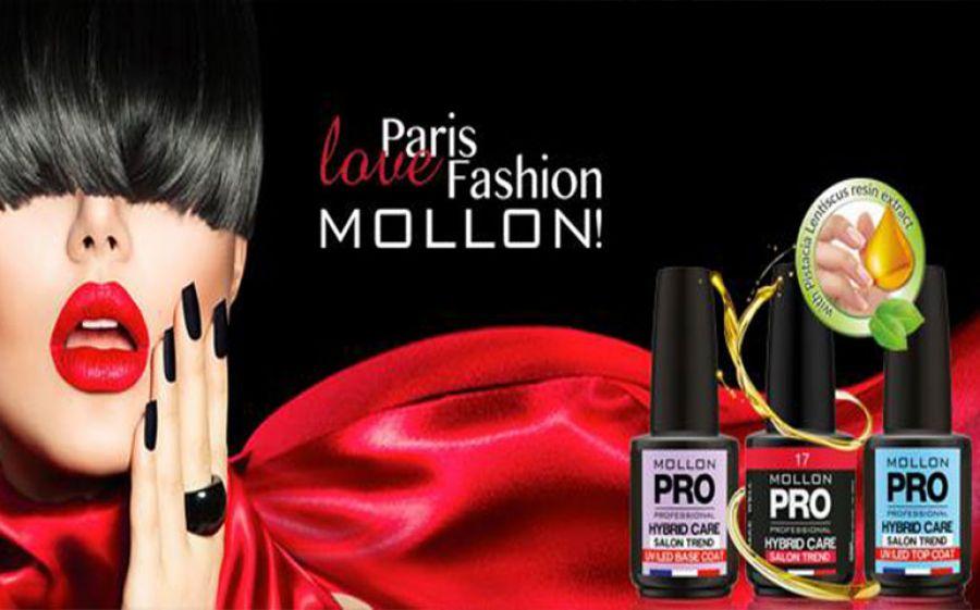 Mollon Pro: brand leader nel mondo delle unghie
