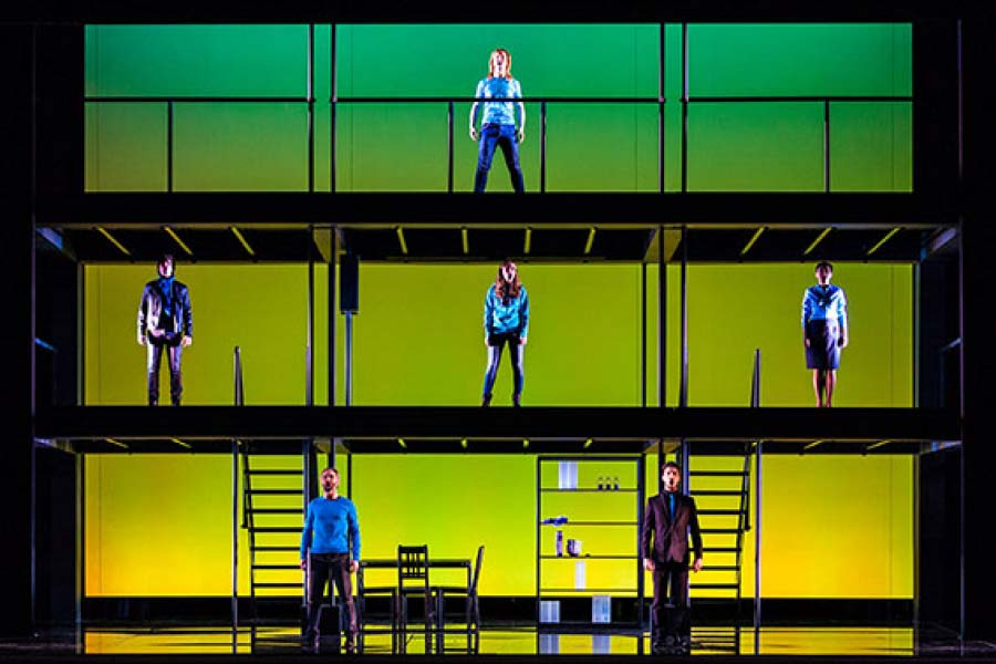 NEXT TO NORMAL: da Broadway a Milano