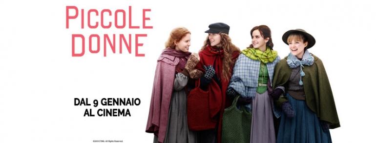 """""""Piccole donne"""" a dicembre arriva al cinema"""