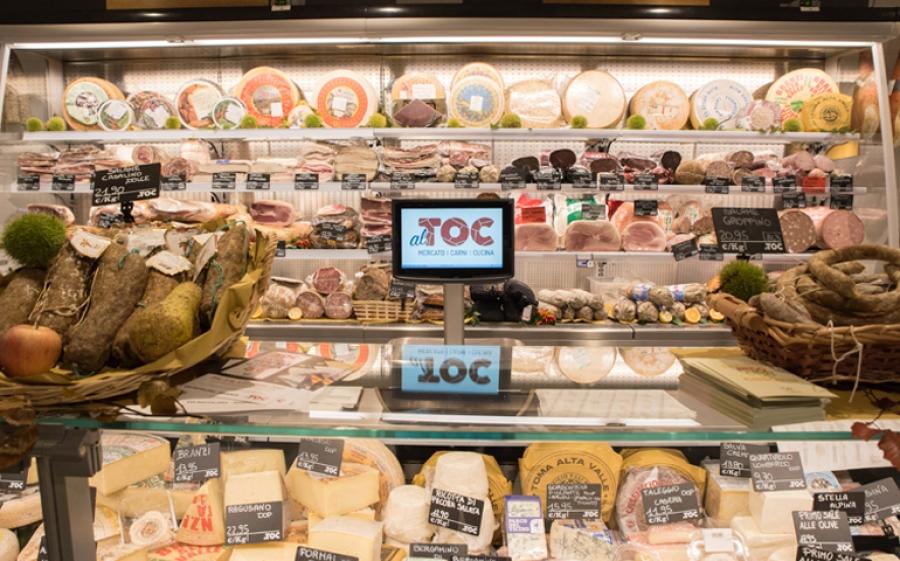 alToc è il nuovo food concept a due passi da Milano
