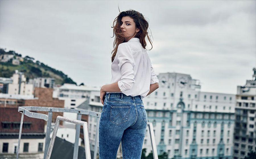 Body Bespoke™ di Wrangler: i jeans dal fit perfetto