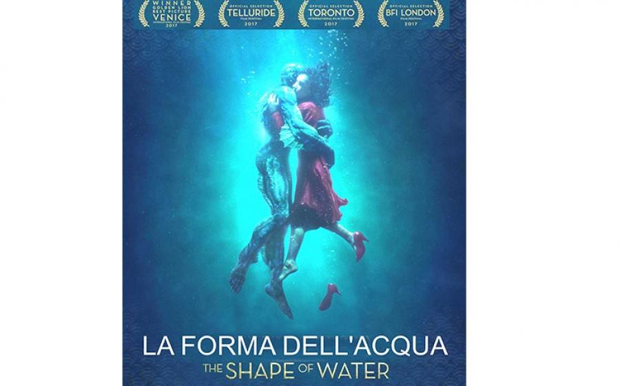 La forma dell'acqua. Una storia d'amore nell'epoca della Guerra Fredda nel nuovo film di Guillermo del Toro