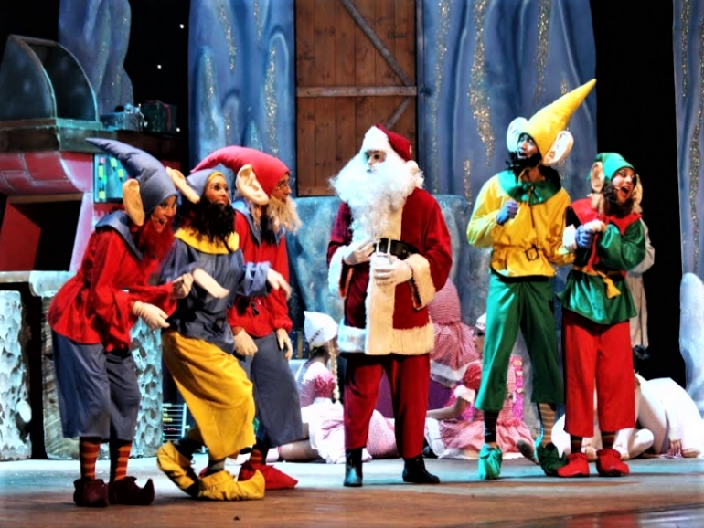 Lo Spettacolo di Natale - Il mini-musical del Teatro Manzoni