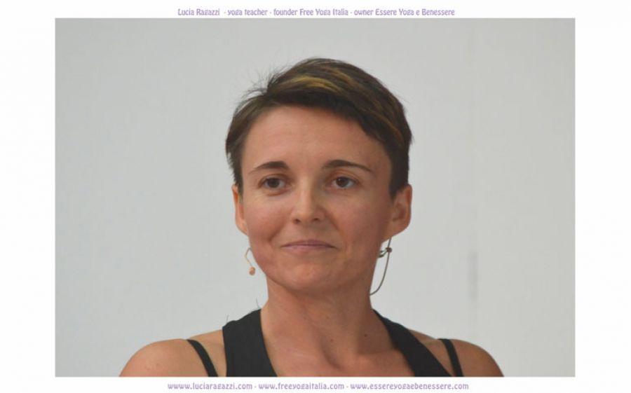 Due chiacchiere con Lucia Ragazzi: Essere Yoga e Benessere.