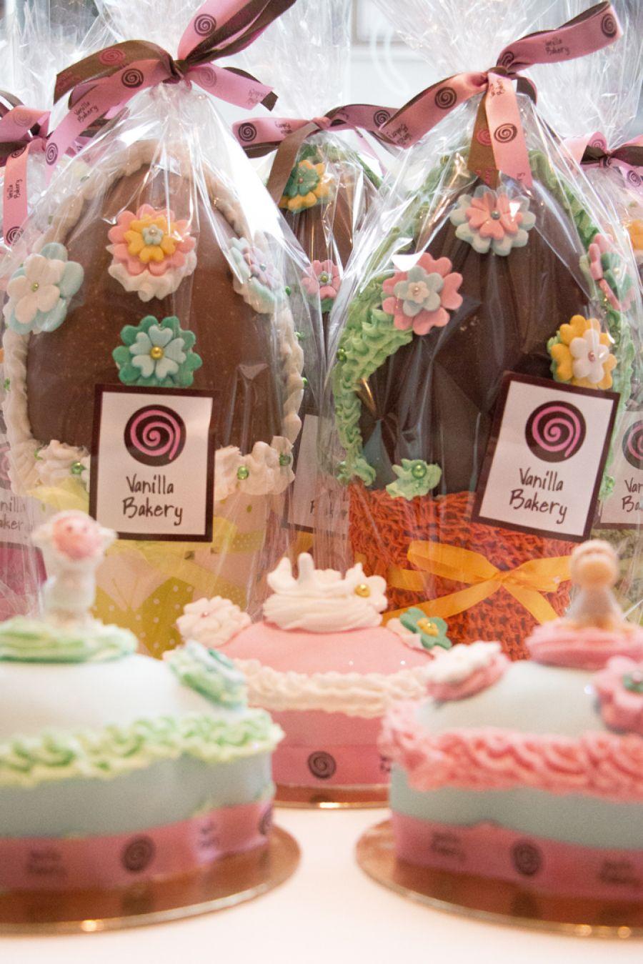 Pasqua Romantica da Vanilla Bakery