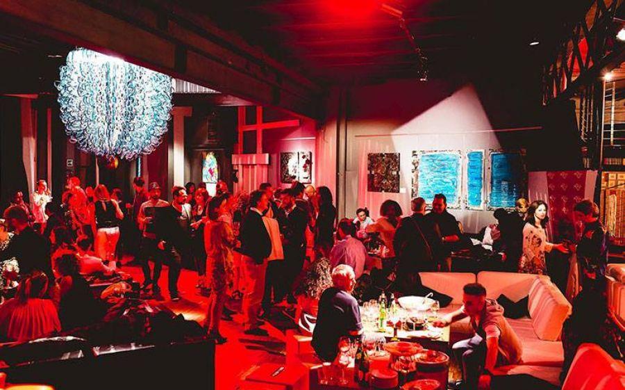 Aperitivo Solidale in Musica al FiftyFive di Milano