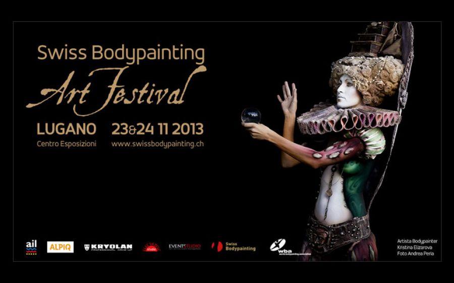 SWISS BODYPAINTING ART FESTIVAL