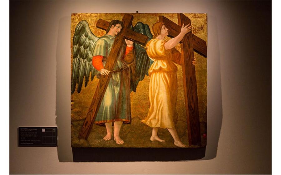 Al Museo Bagatti Valsecchi, Ritorno a Cola dell'Amatrice. Opere dalla Pinacoteca civica di Ascoli Piceno