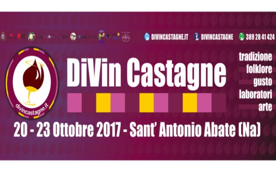 Divin Castagne: il festival che accende Sant'Antonio Abate che, con oltre 40 grandi chef, rende protagonista il buon cibo