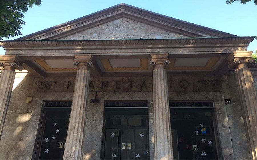 Planetario di Milano: un estate stellare