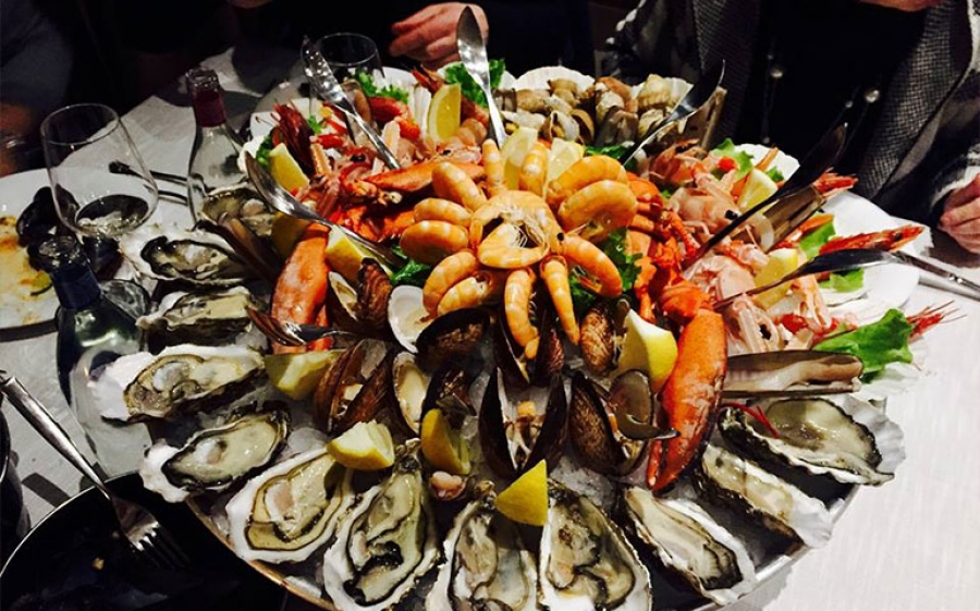 Fish and Cheap: a Milano da Blu Blu Blu Restaurant il pesce buono costa poco
