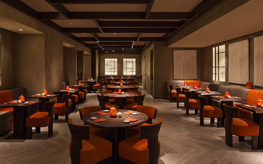 Hoja santa, ristorante stellato di Barcellona, ospite presso Nobu Milano