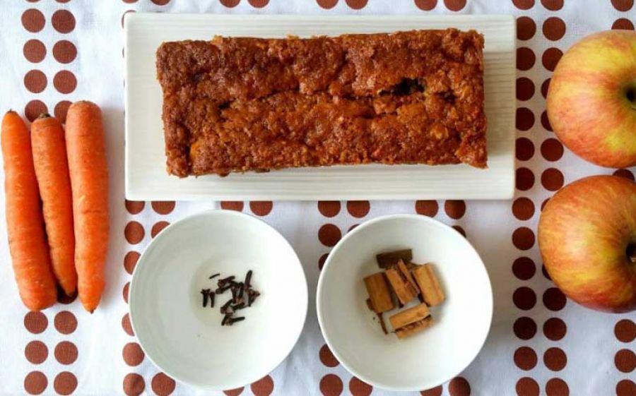 Ricetta Plumcake speziato con carote e mele by Bettinaincucina