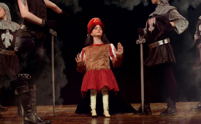 Shrek the musical JR: il nuovo spettacolo della Children's Musical School