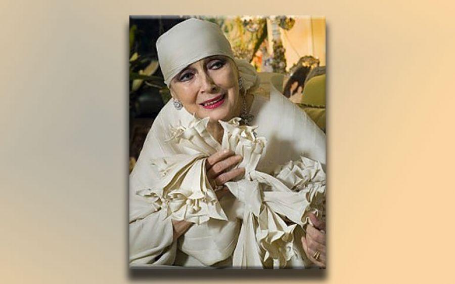 Valentina Cortese e il suo stile in mostra a Palazzo Morando