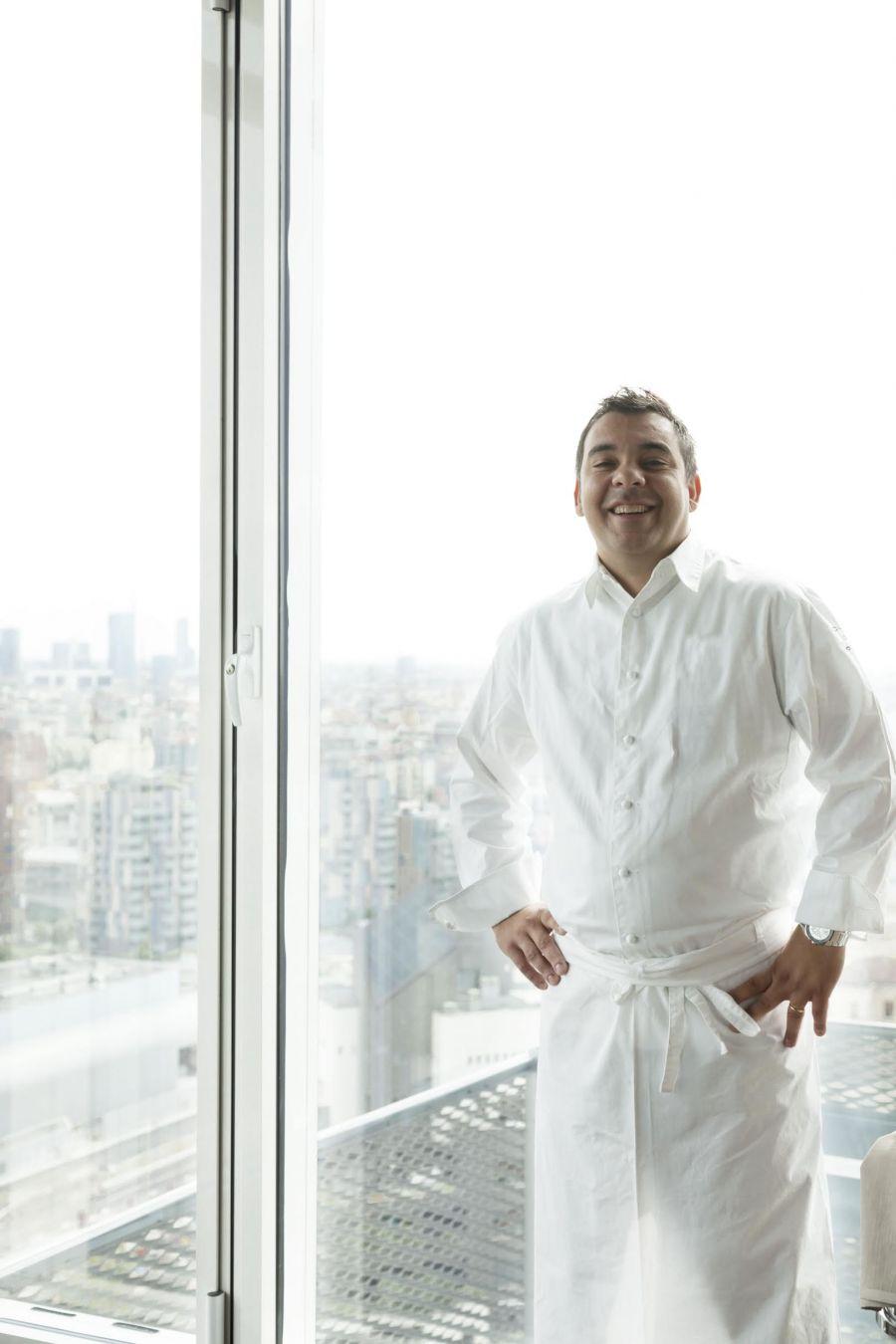 Lo chef stellato Felice Lo Basso ritorna finalmente a Milano