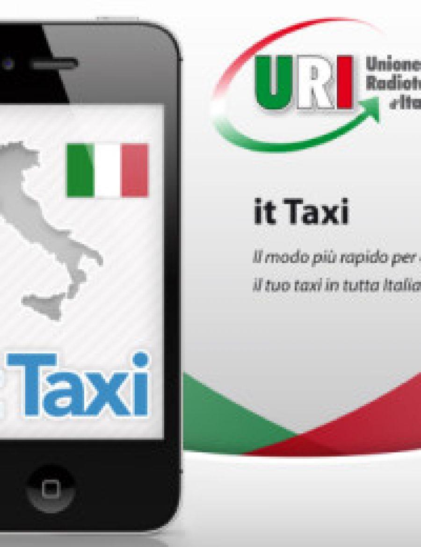 App IT Taxi: qualità ed innovazione a 360°